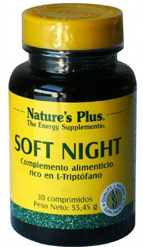 NATURE´S PLUS SOFT NIGHT (30 COMP)