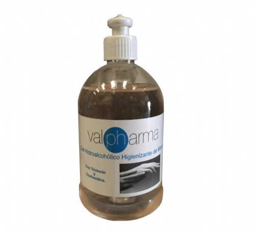 Gel hidroalcoholico & go (500 ml)