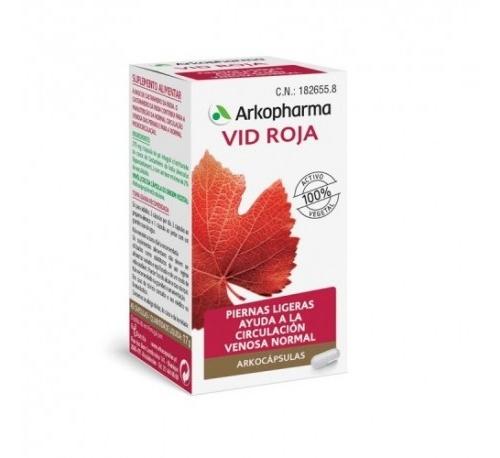 Arkopharma vid roja 45 capsulas