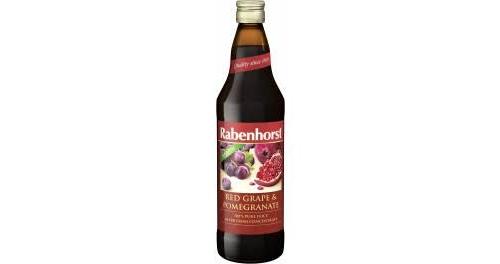 Rabenhorst  zumo granada uva