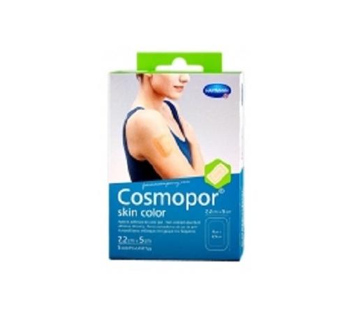 COSMOPOR SKIN - APOSITO ESTERIL (COLOR 10 CM X 8 CM  5 APOSITOS)