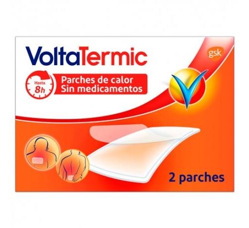 Voltatermic (2 parches rectangulares)