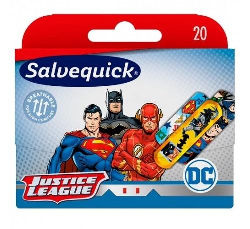 Salvelox - aposito adhesivo (justice ligue 20 u)