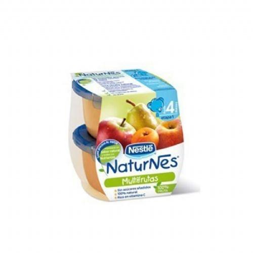 NATURNES MULTIFRUTAS (130 G 2 U)
