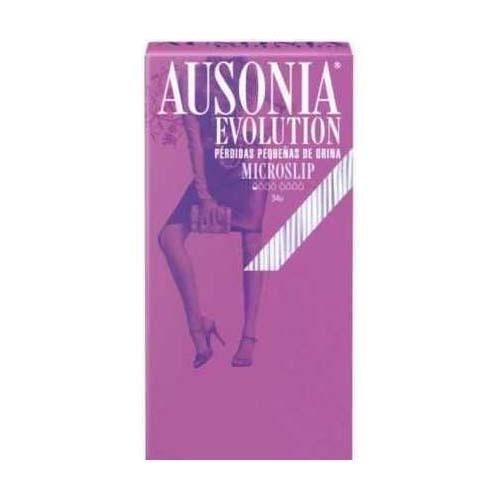 ABSORB INC ORINA MUY LIGERA - AUSONIA EVOLUTION (MICRO SLIP 34 U)