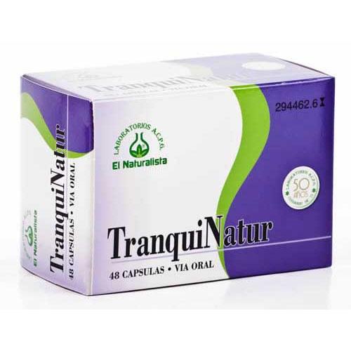 TRANQUINATUR  EL NATURALISTA (48 CAPS)