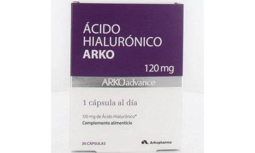 ACIDO HIALURONICO ARKO (120 MG 30 CAPS)