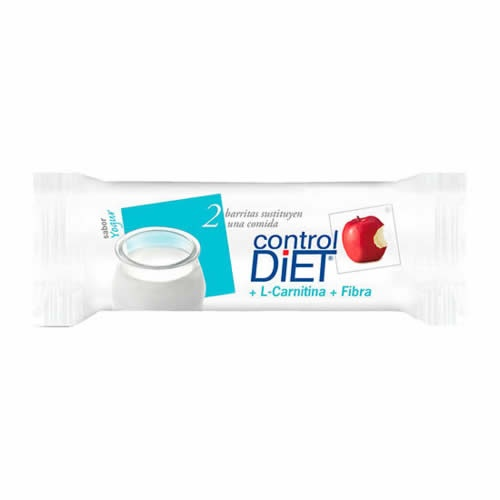 CONTROL DIET BARRITAS NUTRITIVAS (24 U YOGUR)