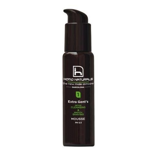 Homo extra gent´s cleansing mousse