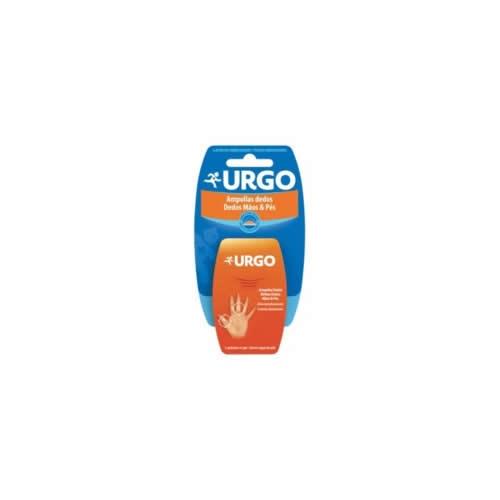 URGO AMPOLLAS - HIDROCOLOIDE (DEDOS 6 U)
