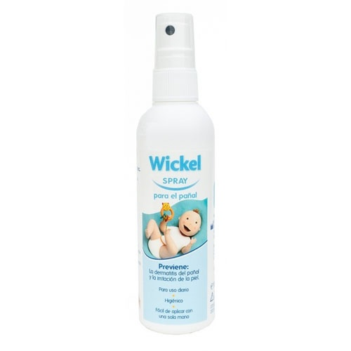 WICKEL SPRAY PARA EL PAÑAL (100 ML)