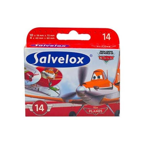 SALVELOX - APOSITO ADHESIVO (PLANES 14 APOSITOS INFANTILES)