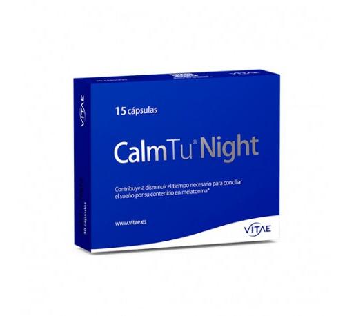 CALM TU NIGHT (15 CAPS)