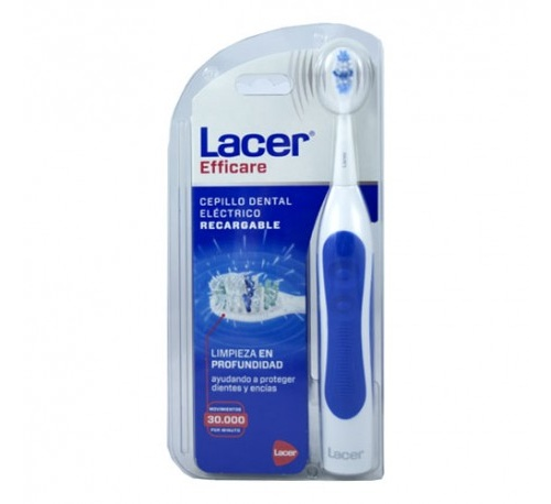 Cepillo dental electrico - lacer efficare