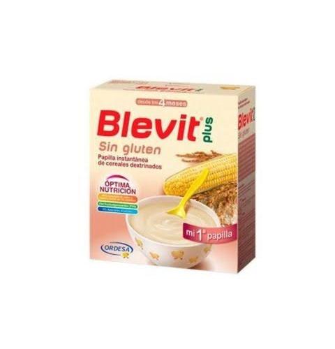 BLEVIT PLUS SIN GLUTEN (300 G)