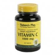 Nature´s plus vitamina c 1000 mg (60 comp)