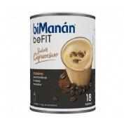 Bimanan befit proteina batido (cappuccino 540 g 18 u)