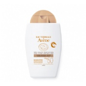 AVENE FLUIDO MINERAL SPF 50+ COLOR (40 ML)