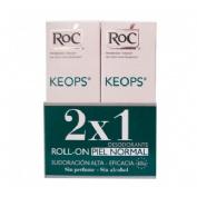 ROC KEOPS DESODORANTE SIN ALCOHOL (ROLL-ON 30 ML)