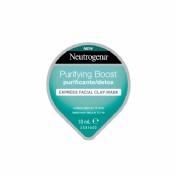 Neutrogena purifying boost express facial - clay-mask purificante/detox (10 ml)
