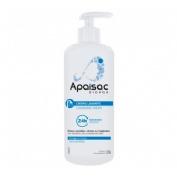 Apaisac biorga emulsion limpiadora hidratante 24 - bailleul-biorga (400 ml)