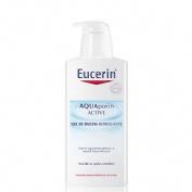 EUCERIN AQUAPORIN ACTIVE GEL DE DUCHA REFRESCANT (400 ML)