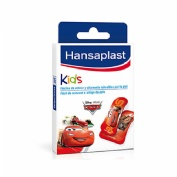 Hansaplast disney - aposito adhesivo (cars 20 u)