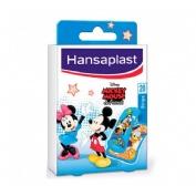 Hansaplast disney - aposito adhesivo (mickey mouse 20 u)