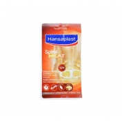 Hansaplast spiral heat (3 parches lumbar/cuello)