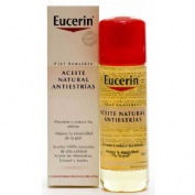 ACEITE NATURAL ANTIESTRIAS - EUCERIN PIEL SENSIBLE (125 ML)