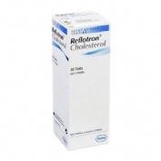 TIRA REACTIVA COLESTEROL - REFLOTRON (30 U)