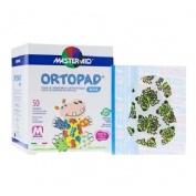 ORTOPAD PARCHE OCULAR FOR BOYS (T- MEDIUM 50 PARCHES)