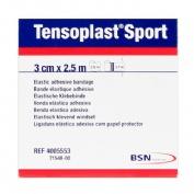 Venda elastica adhesiva - tensoplast sport (3 x 2,5 m)