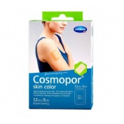 COSMOPOR SKIN - APOSITO ESTERIL (COLOR 7.2 CM X  5 CM  5 APOSITOS)