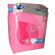 Braga incontinencia - molicare premium lady pants (7 gotas t-m 8 u)