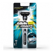 Gillette match 3 turbo maquina