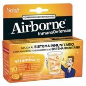 AIRBORNE (INMUNODEFENSAS) COMP EFERVESCENTES (NARANJA 10 COMP)