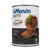 Bimanan metodo pro batido - hiperproteica e hipocalorica (chocolate 540 g)