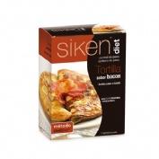 SIKEN DIET TORTILLA DE BACON (24.5 G 7 SOBRES)