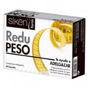 SIKEN FORM REDUPESO (60 CAPSULAS)