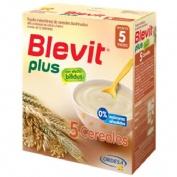 BLEVIT PLUS 5 CEREALES (300 G)