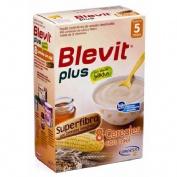 BLEVIT PLUS SUPERFIBRA 8 CEREALES Y MIEL (300 G)