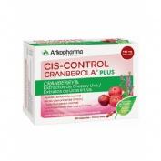 CRANBEROLA CISCONTROL PLUS CON BREZO (60 CAPS)