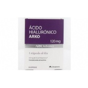 ACIDO HIALURONICO ARKO (120 MG 30 CAPS)