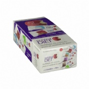 CONTROL DIET BARRITAS NUTRITIVAS (24 U YOGUR MANZANA)