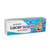 LACER INFANTIL GEL DENTAL (50 ML FRESA)