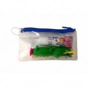 Cepillo dental infantil + pasta dental - kin (pack infantil)