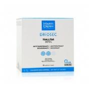 Martiderm driosec toallitas - antitranspirante corporal (15 toallitas)