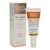 Martiderm kit despigmentante manchas generaliza - dsp crema renovacion + exfoliante facial + crema f