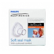 MASCARILLA INHALACION - LITE TOUCH DIAMOND (NEONATOS REF 1083785)